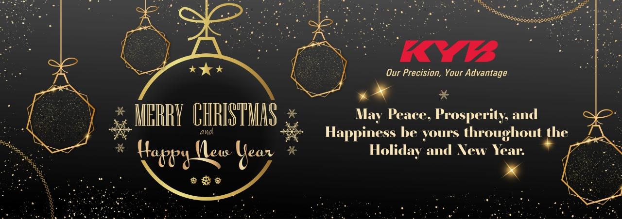 2019 KYB Christmas & New Year Greetings